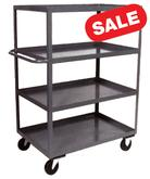 Shelf Trucks and Carts SALE