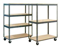 Boltless Shelf Carts