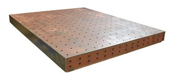 Fabrication Fixture Table Top