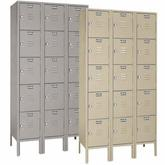 Five Tier Lockers NEW