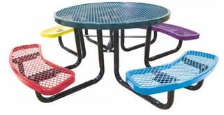 Leisure Craft Childrens Picnic Tables