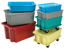 Nesting Containers Totes
