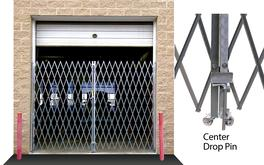 Double Folding Security Gates