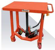 Presto Post Lift Tables NEW