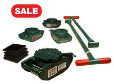 Equipment Mover Kits and Sets Hilman