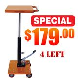 Sale Hydraulic Post Lift Table