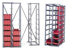Metal Hopper Racks NEW