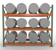 Drum Storage Racks Stromberg