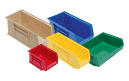 Surplus Lewis Bins