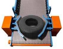 Wheel and Tire Conveyors