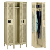 Ventilated Lockers