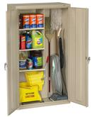 Welded Janitorial Cabinet
