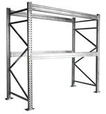 Galvanized Steel Pallet Racks