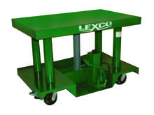 Wesco Lexco Lift Tables