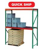 Quick Ship Teardrop Pallet Racking