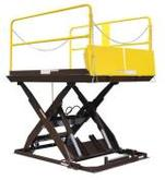 Truck Scissor Dock Lifts