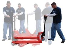 Four Way Pallet Jacks